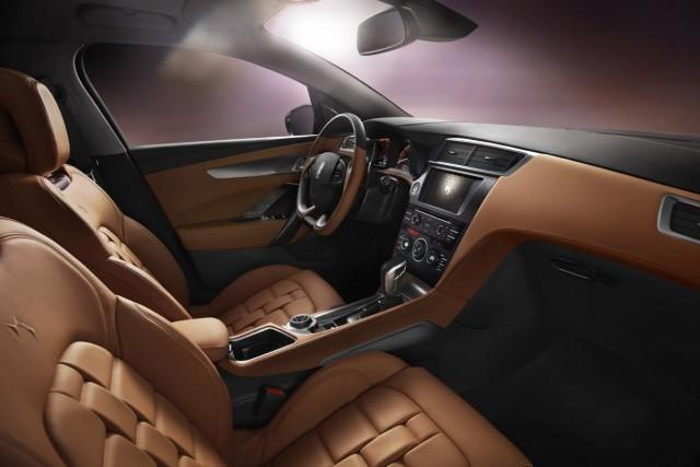 Citroën DS 6WR: Aquí tienes su interior 3