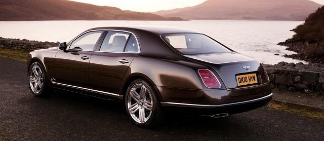 Directivos de Bentley hablan sobre un Mulsanne más radical 2