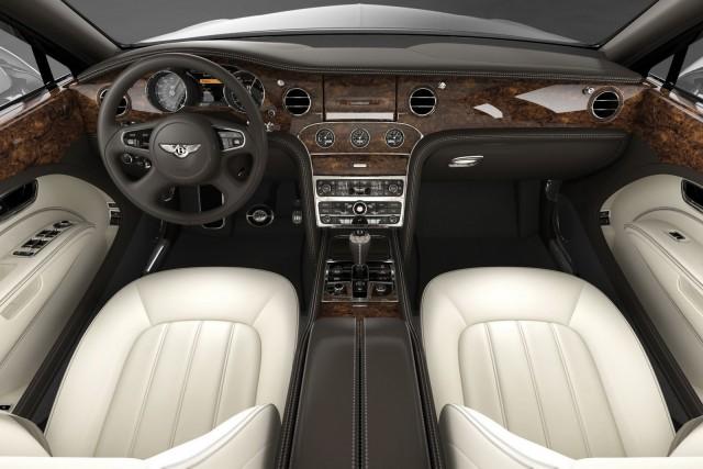 Directivos de Bentley hablan sobre un Mulsanne más radical 3