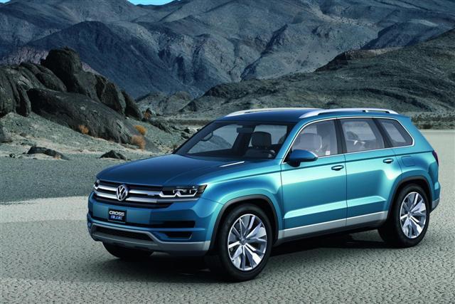 El Volkswagen CrossBlue llegará a producción, pero... ¿y en Europa? 2