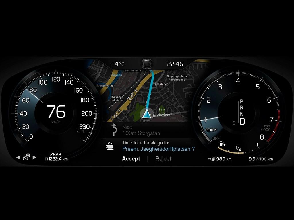 El Volvo XC90 será uno de los SUV más seguros del mundo 2