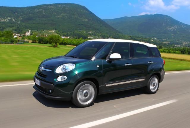 Fiat 500L Trekking Lite y 500L Living Pop Star: Más económicos 2