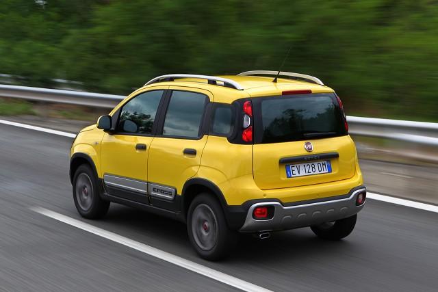 Fiat Panda Cross: Haciéndolo aún más versátil en el campo 2
