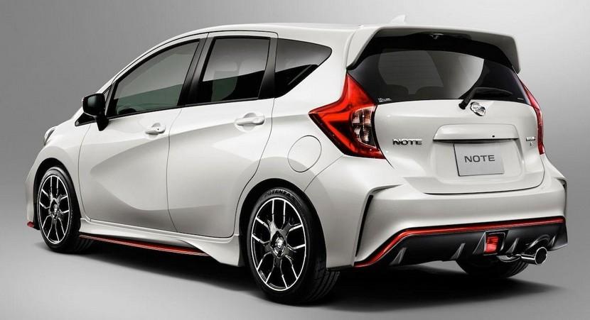Nissan Note Nismo: Continúa ampliándose el catálogo de Nissan Motorsport 4