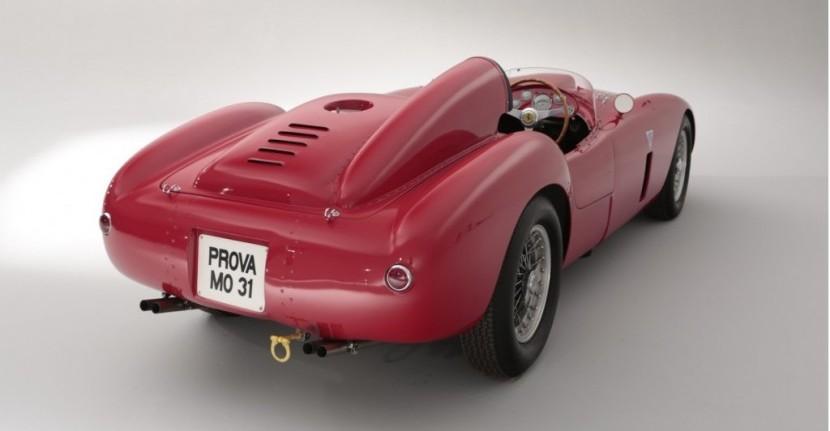 Pagan 18.3 millones de dólares a cambio de un Ferrari 375 Plus 2