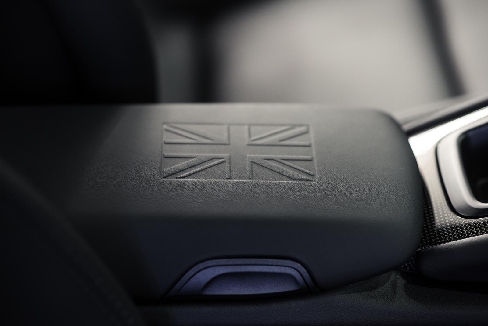 Porsche 911 Turbo S GB Edition, edición limitada exclusiva para Inglaterra 3