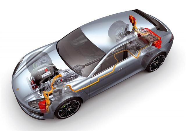Porsche aplaza el lanzamiento del Pajun en favor del 988 1
