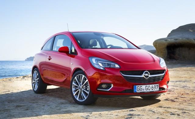 Primeras imágenes oficiales del nuevo Opel Corsa 2
