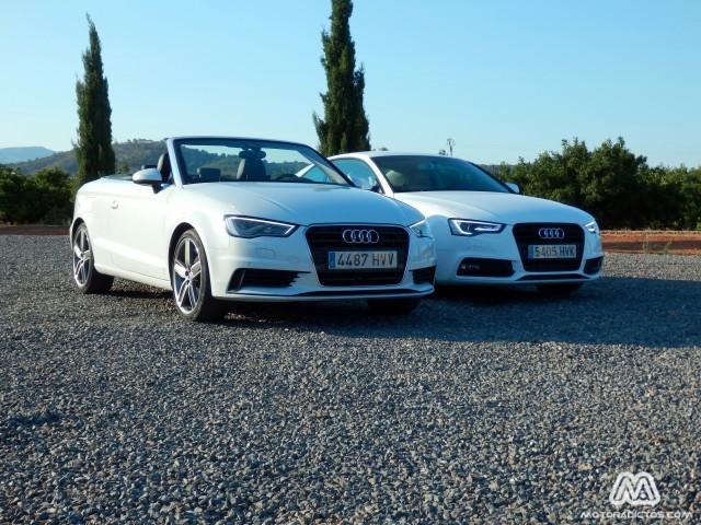 Prueba: Audi A5 3.0 V6 204 CV Multitronic (diseño, habitáculo, mecánica) 1