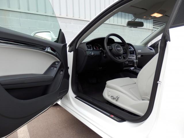 Prueba: Audi A5 3.0 V6 204 CV Multitronic (diseño, habitáculo, mecánica) 4