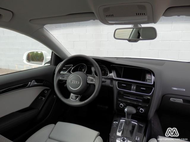 Prueba: Audi A5 3.0 V6 204 CV Multitronic (diseño, habitáculo, mecánica) 5