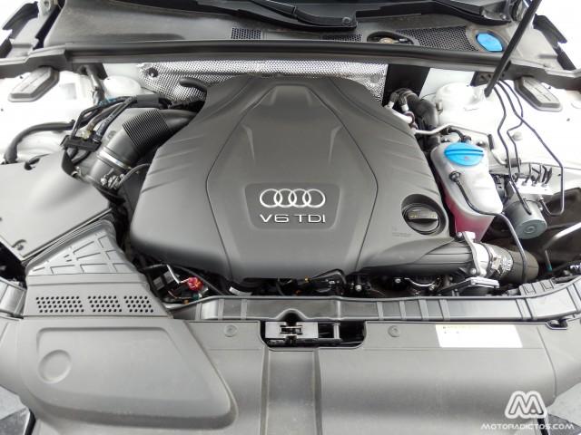 Prueba: Audi A5 3.0 V6 204 CV Multitronic (diseño, habitáculo, mecánica) 7