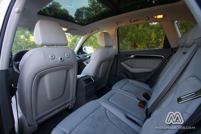 Prueba: Audi Q5 2.0 TDI 177 CV Quattro (diseño, habitáculo, mecánica) 4