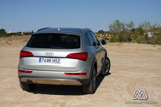 Prueba: Audi Q5 2.0 TDI 177 CV Quattro (diseño, habitáculo, mecánica) 6