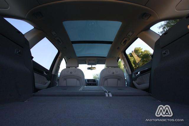 Prueba: Audi Q5 2.0 TDI 177 CV Quattro (diseño, habitáculo, mecánica) 8