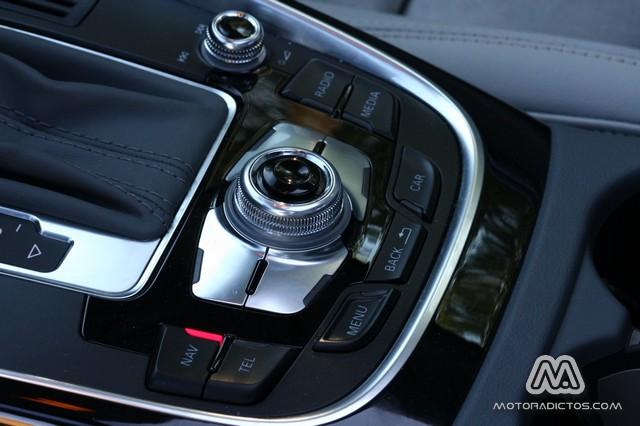 Prueba: Audi Q5 2.0 TDI 177 CV Quattro (diseño, habitáculo, mecánica) 10