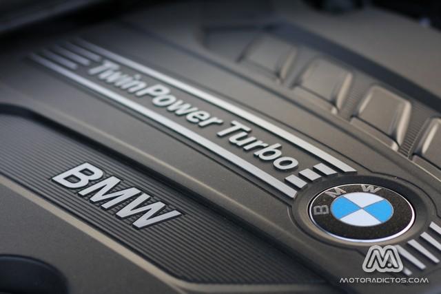 Prueba: BMW 116d Urban (diseño, habitáculo, mecánica) 2