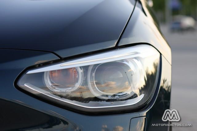 Prueba: BMW 116d Urban (diseño, habitáculo, mecánica) 3