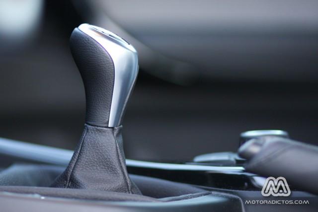 Prueba: BMW 116d Urban (diseño, habitáculo, mecánica) 9