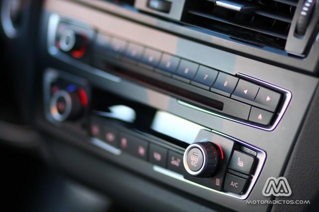 Prueba: BMW 116d Urban (equipamiento, comportamiento, conclusión) 2