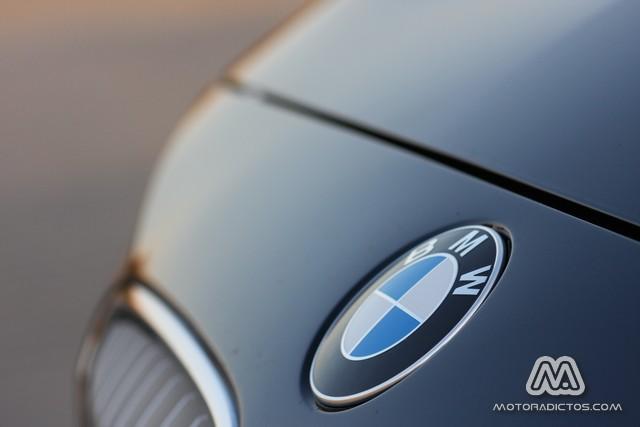 Prueba: BMW 116d Urban (equipamiento, comportamiento, conclusión) 4
