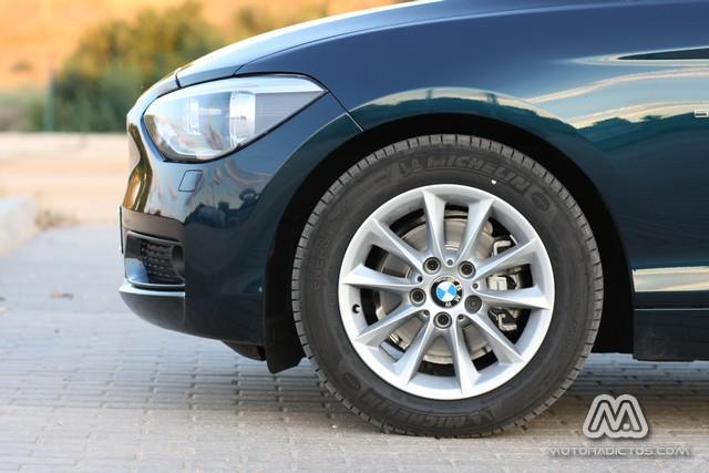 Prueba: BMW 116d Urban (equipamiento, comportamiento, conclusión) 6