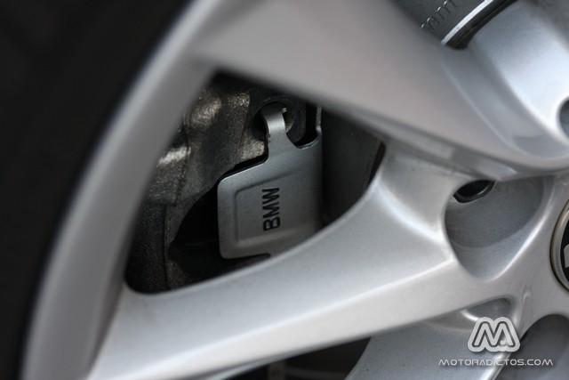 Prueba: BMW 116d Urban (equipamiento, comportamiento, conclusión) 8