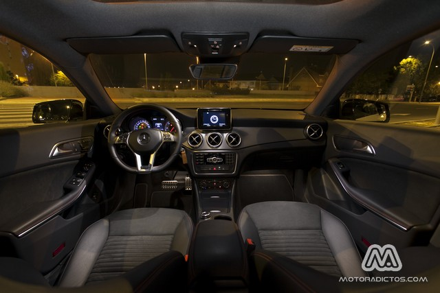 Prueba: Mercedes Benz CLA 220 CDI AMG Line (diseño, habitáculo, mecánica) 3