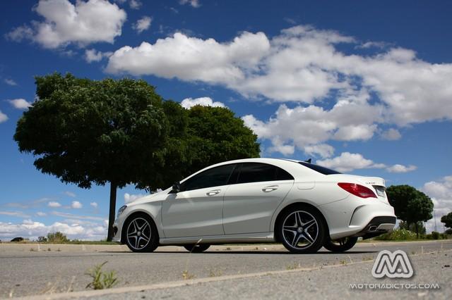 Prueba: Mercedes Benz CLA 220 CDI AMG Line (diseño, habitáculo, mecánica) 5