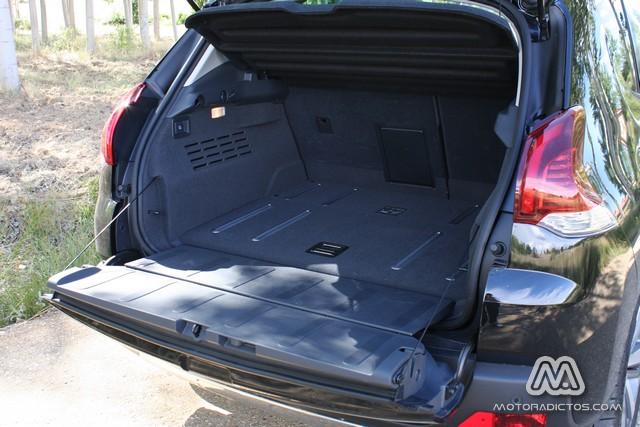 Prueba: Peugeot 3008 HYbrid4 (diseño, habitáculo, mecánica) 7