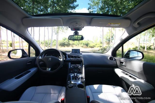 Prueba: Peugeot 3008 HYbrid4 (equipamiento, comportamiento, conclusión) 5