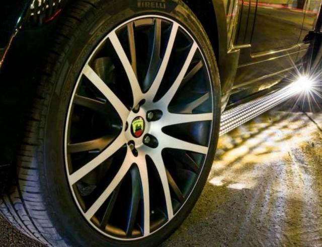 """Range Rover AR 9 Spirit, 140 caballos """"extra"""" para el Range Rover de Arden 2"""