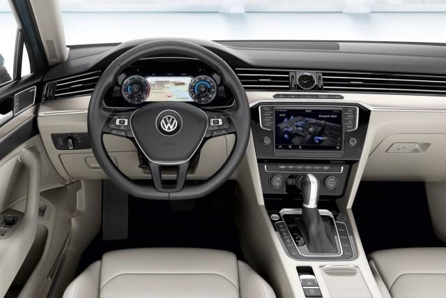 Volkswagen Passat 2015, megagelería de imágenes y vídeos 1