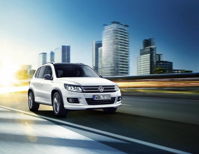 Volkswagen Tiguan Cityscape: Edición limitada con un completo equipamiento 1