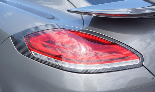 Así luce el Porsche Panamera 2014 tras pasar por el garaje Mansory