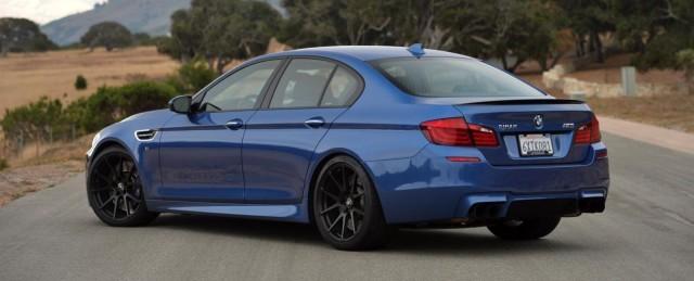 684 caballos para tu BMW M5 gracias a Dinan 2