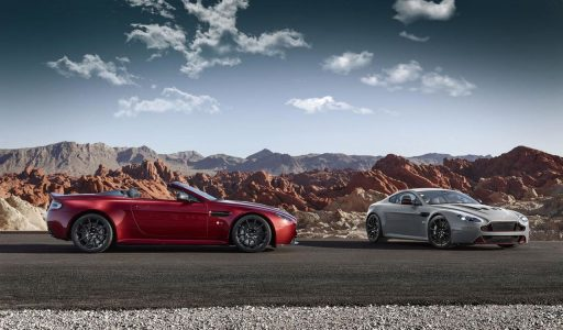 Oficial: Aston Martin V12 Vantage S Roadster