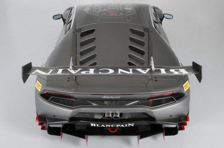 Lamborghini Huracan LP620-2 Super Trofeo, exclusivo para circuito