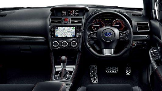 Exclusivo para Japón, Subaru WRX S4