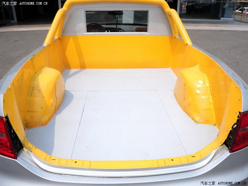 ¿Alguna vez imaginaste un A6L pickup? Ahora es una realidad, gracias a un concesionario chino 2