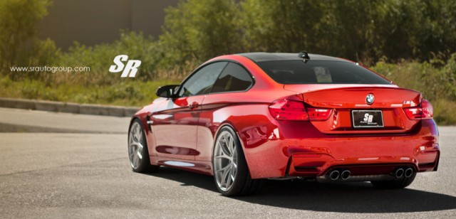 Así luce el nuevo BMW M4 tras pasar por el rodillo de SR Auto Group 2