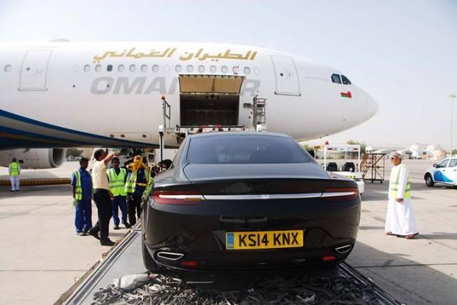 Aston Martin muestra el nuevo Lagonda en todo su esplendor 2