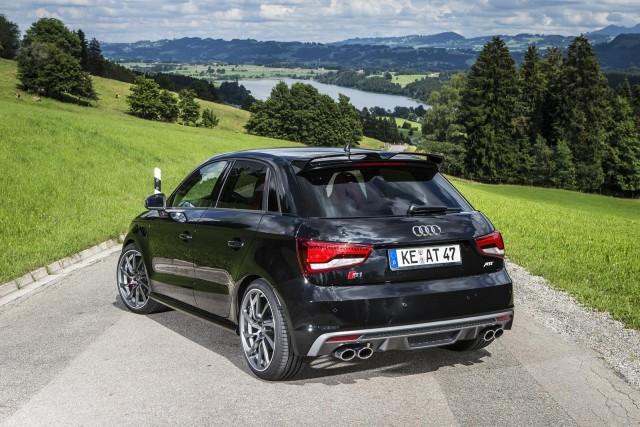 Audi S1 por ABT: de 231 a 310 caballos 1
