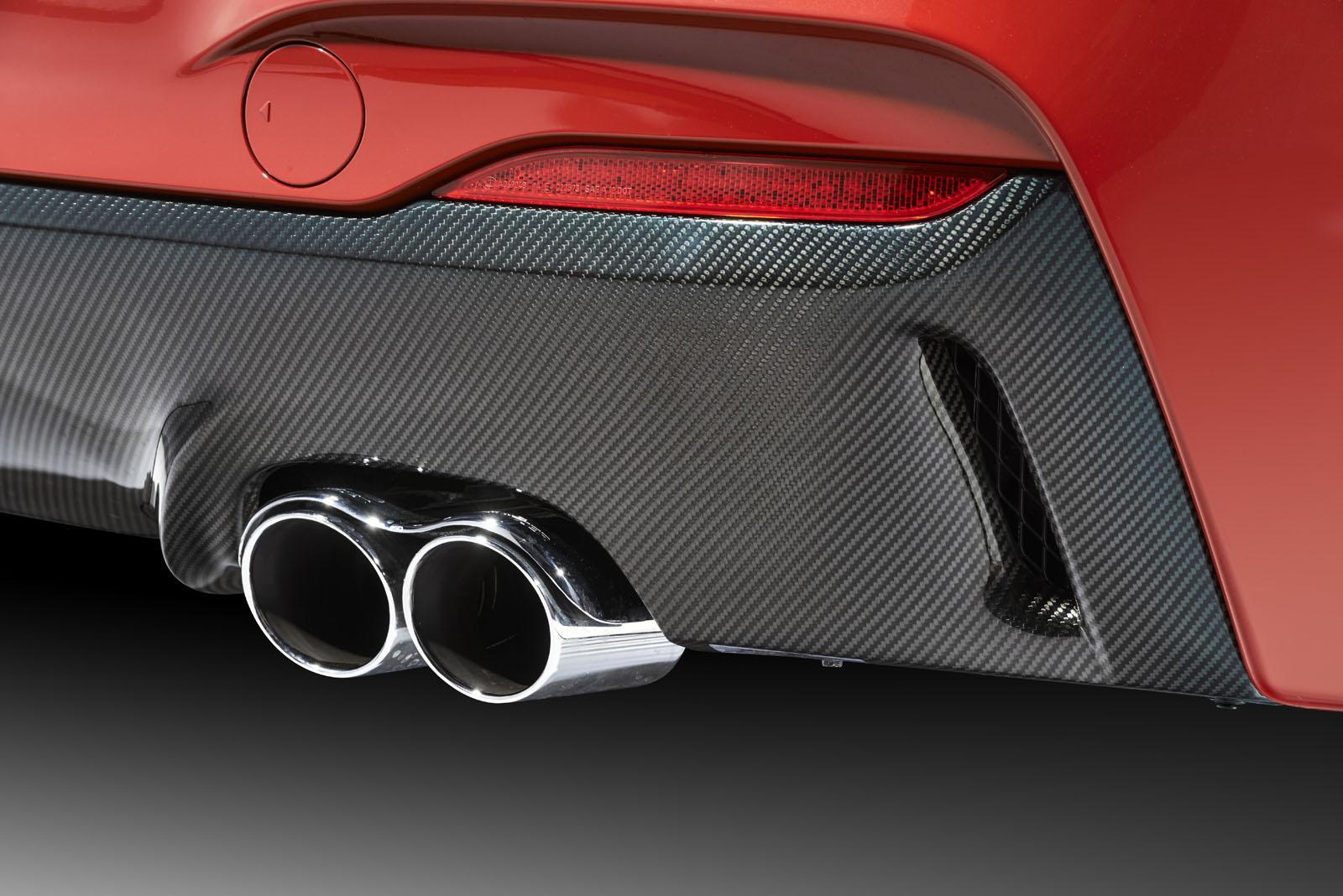 BMW Serie 2 por AC Schnitzer: Apretando las tuercas al benjamín 1
