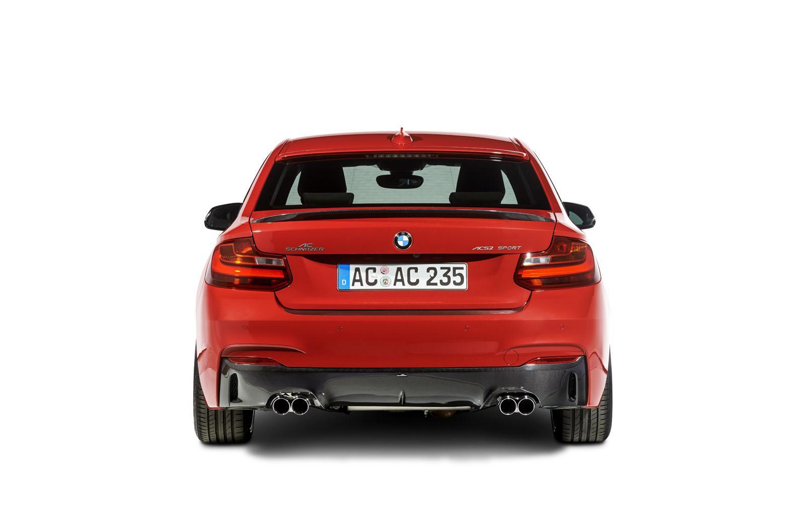 BMW Serie 2 por AC Schnitzer: Apretando las tuercas al benjamín 2