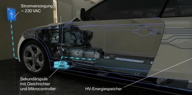 BMW y Daimler apuestan por la carga por inducción 2