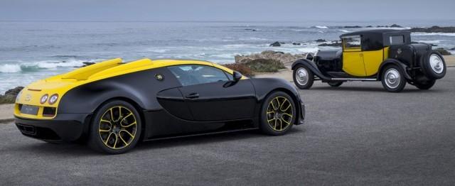 "Bugatti Veyron Grand Sport Vitesse ""1 of 1"" 2"