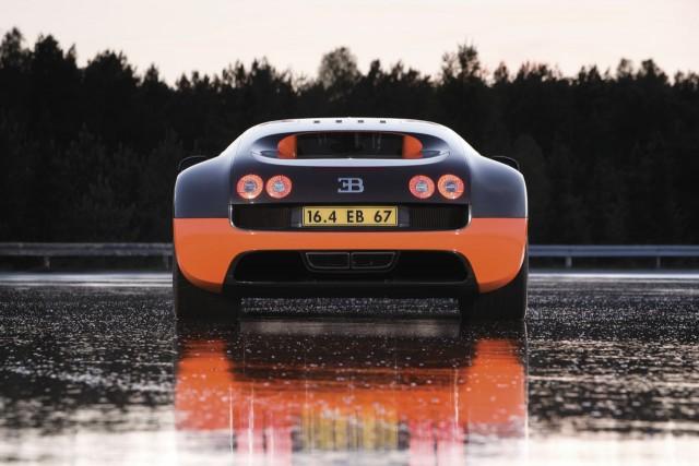 El nuevo Bugatti Veyron tendría 1.500 CV y alcanzará los 460 km/h 1