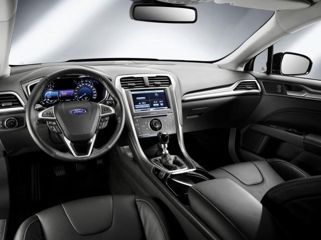 El nuevo Ford Mondeo, disponible a partir de Octubre 1