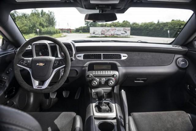 GeigerCars nos presenta su Chevrolet Camaro Z/28 de 620 caballos 3